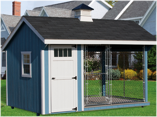 Pet Structures With Quality Value Dog Kennels